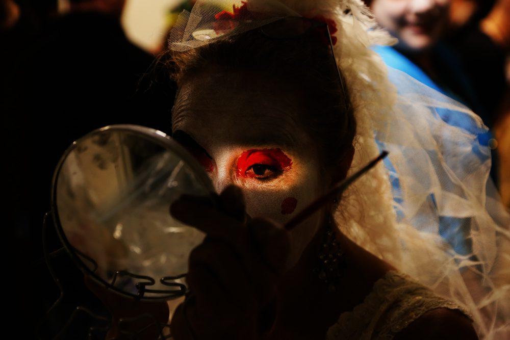 Dia de los muertos/φωτό: Σπύρος Τσακίρης