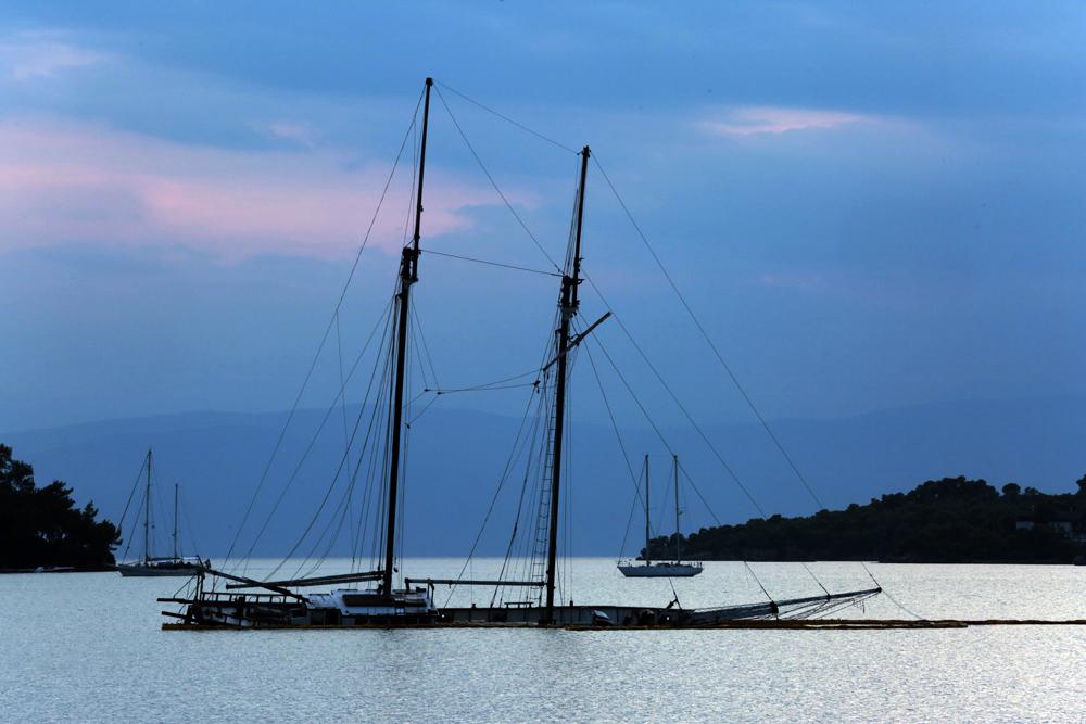 Σπασμένο Καράβι/φωτο: Σπύρος Τσακίρης