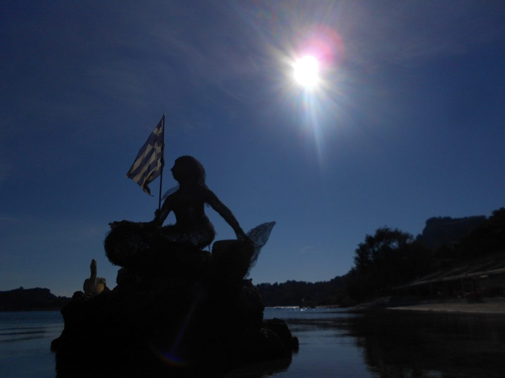 Στη Λίμνη Ηραία/φωτό: Σπύρος Τσακίρης