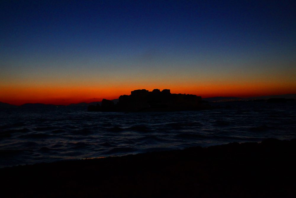 Sunset/ φωτό: Σπύρος Τσακίρης