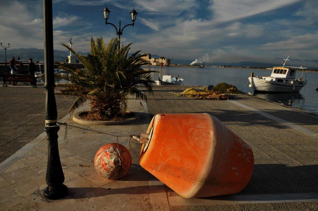 Φθινόπωρο στο Ναύπλιο/ φωτό: Βάσω Κακαβιά