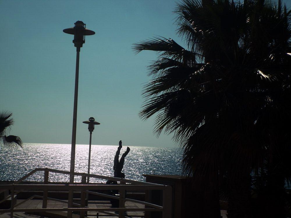 Παραλία Αλμερίας/φωτο: Ντορίτα Λουκίσσα