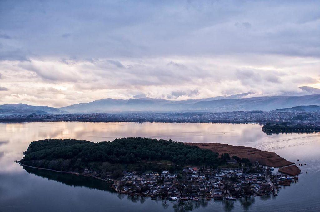 Λίμνη Ιωαννίνων/φωτό: Ιωσήφ Γαλανάκης