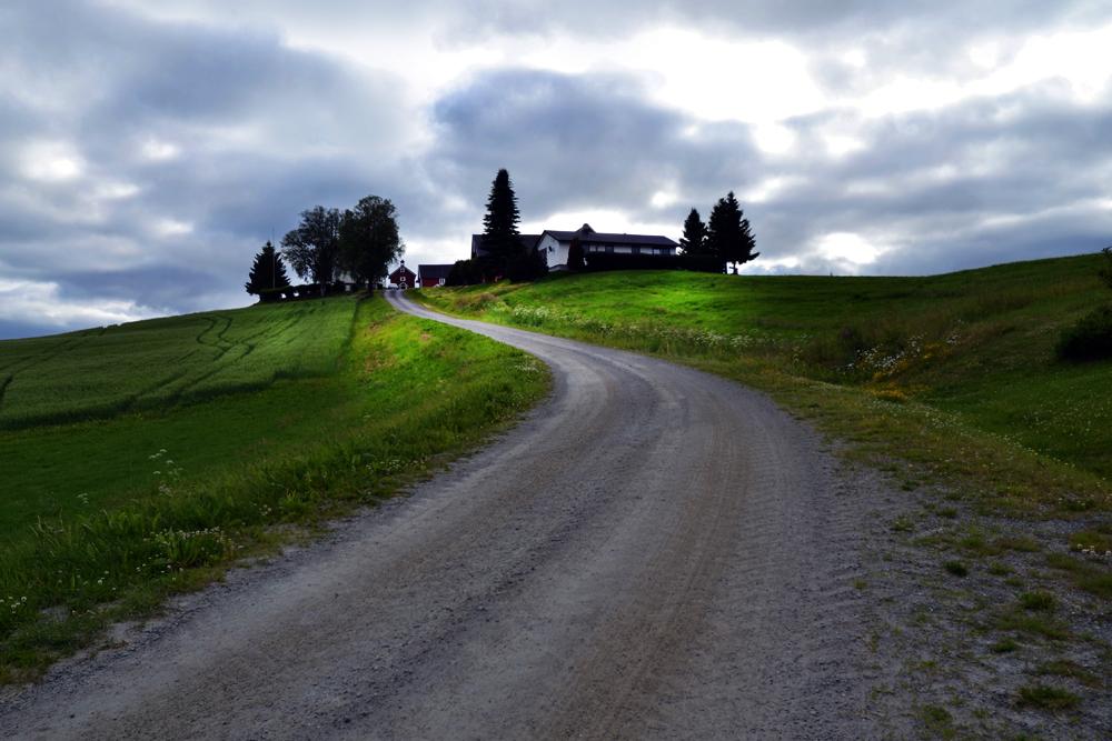 Βόρεια Νορβηγία/ φωτό: Βάσω Βασιλαδιώτη